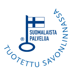 TUOTETTU SAVONLINNASSA_SININEN