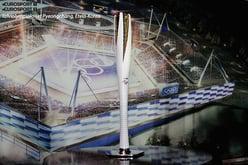 Talviolympialaiset Eurosportin kanavilla.